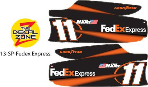 13-SP-FedEx Express NASCAR