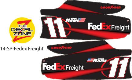 14-SP-FedEx Freight NASCAR