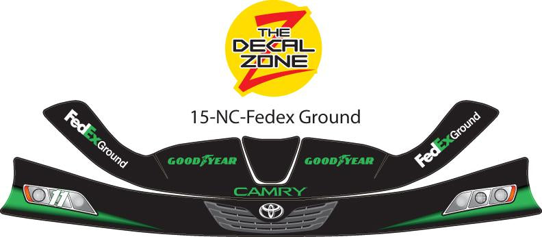 15-NC-FedEx Ground NASCAR