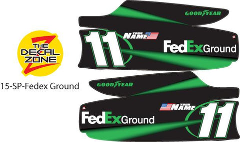 15-SP-FedEx Ground NASCAR