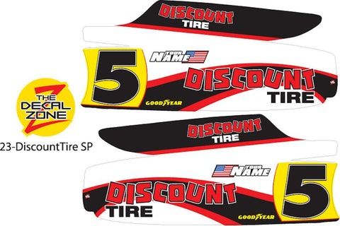 23-SP-DISCOUNT TIRE NASCAR