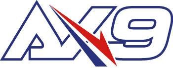 AX9 Arrow logo