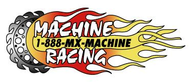 MACHINE RACING logo