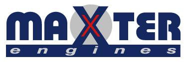 MAXTER ENGINES logo