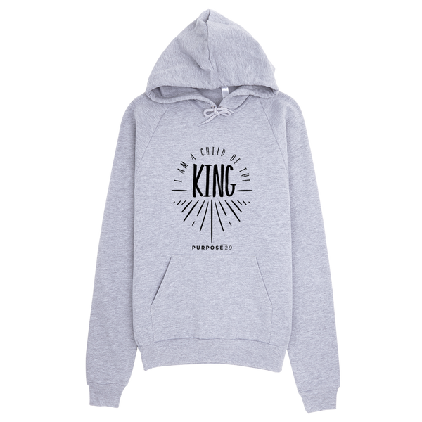 I Am A Child Of The King Hoodie