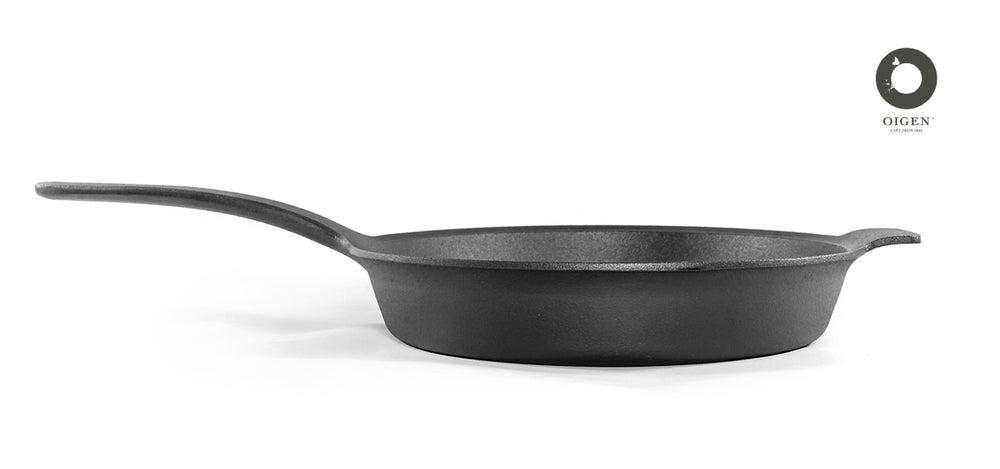 Oigen : The World's best cast Iron