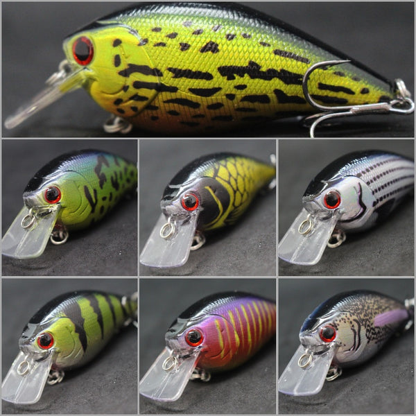 Fishing Lures Crankbait C429 <br> 3 1/4 inch 2/3 oz