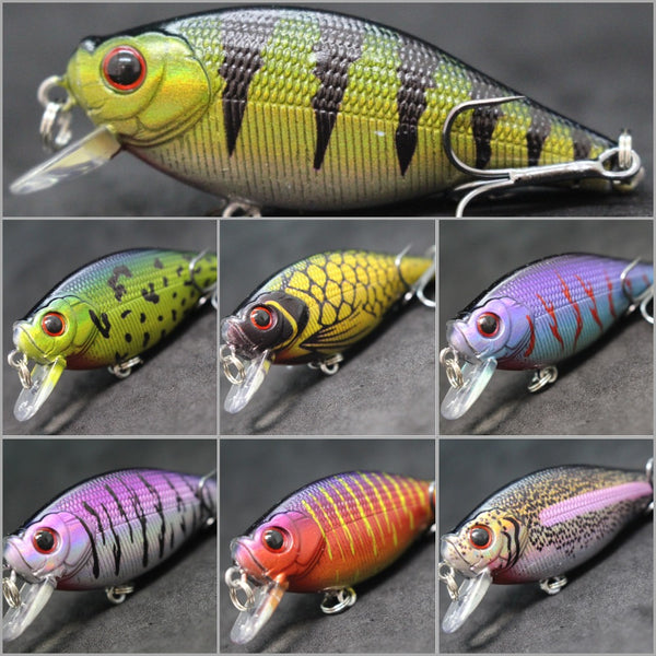 Fishing Lures Crankbait C547<br>2 1/2 inch 1/4 oz