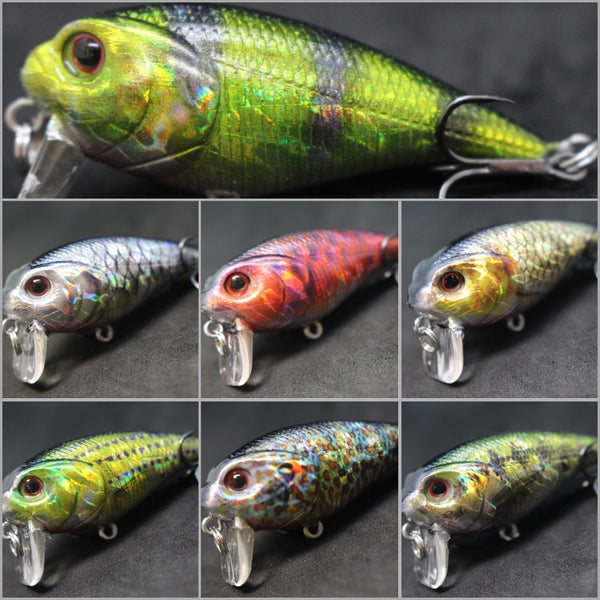 Fishing Lures Crankbait HC655<br>2 1/4 inch 1/3 oz
