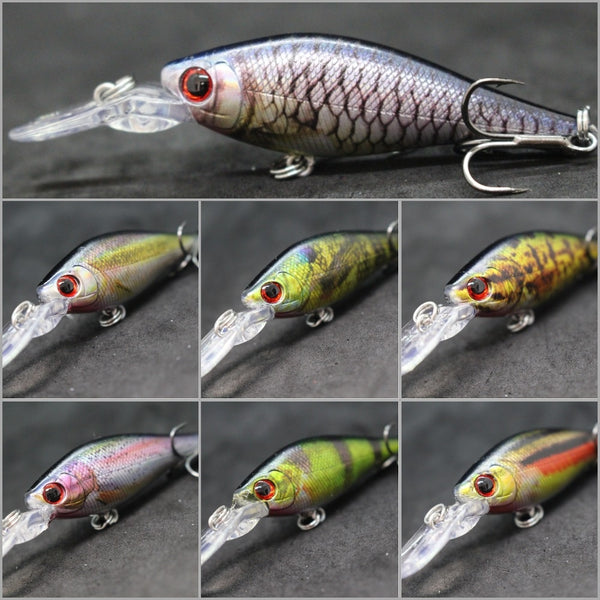 Fishing Lures Minnow HM515<br>3 1/3 inch 1/4 oz