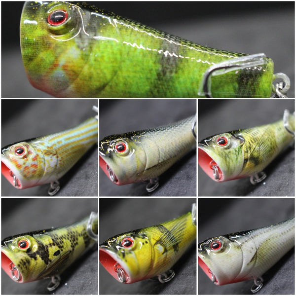 Fishing Lures Topwater HT620<br>2 inch 1/4 oz
