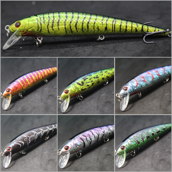 Fishing Lures Minnow M509<br>5 inch 2/3 oz