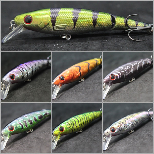 Fishing Lures Swimbaits S652<br>4 inch 1/2 oz