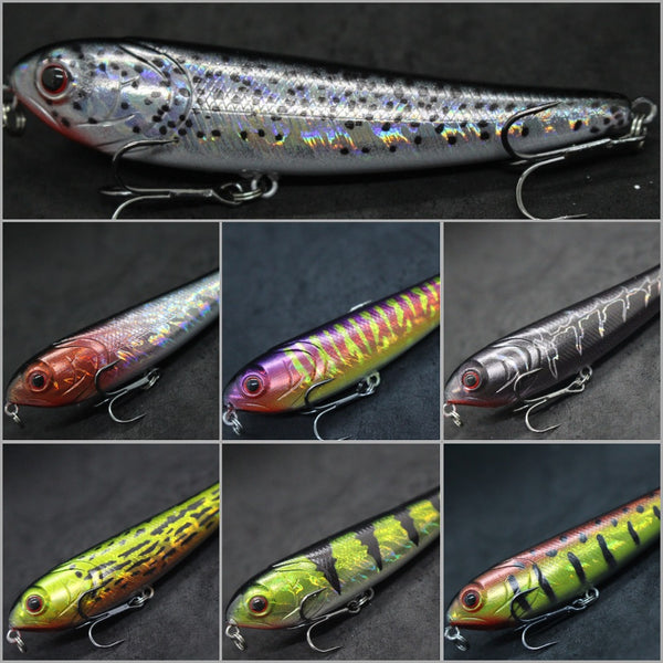Fishing Lures Towpater W635<br>4 inch 5/8 oz