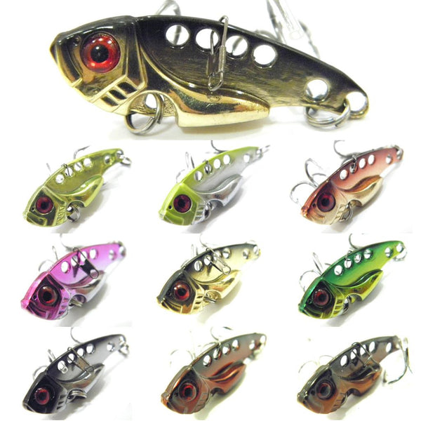 Fishing Lures Blade Lures BL3<br>1 1/2 inch 1/3 oz