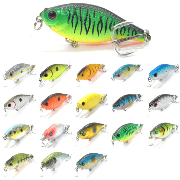 Fishing Lures Crankbait C547<br>2 1/2 inch 1/5 oz