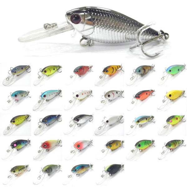 Fishing Lures Crankbait C549<br>3 1/5 inch 1/4 oz