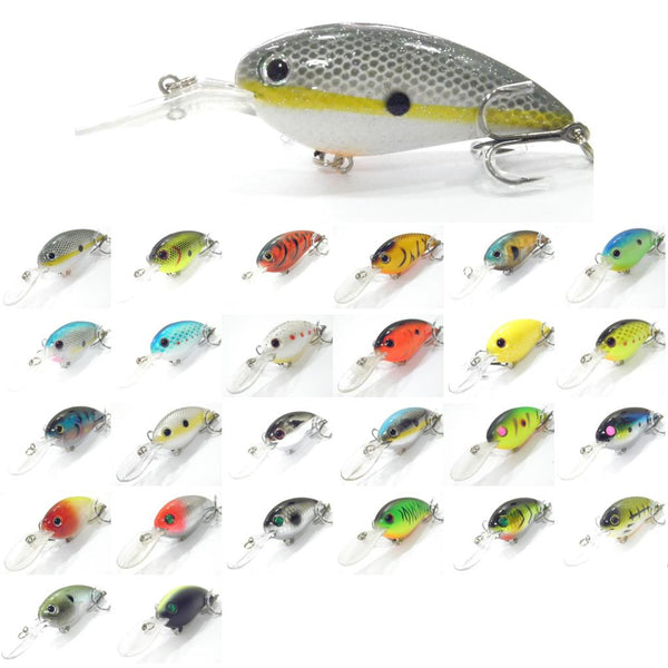Fishing Lures Crankbait C55 <br>4 inch 1/2 oz