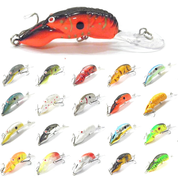 Fishing Lures Crankbait C569<br>3 1/2 inch 1/3 oz