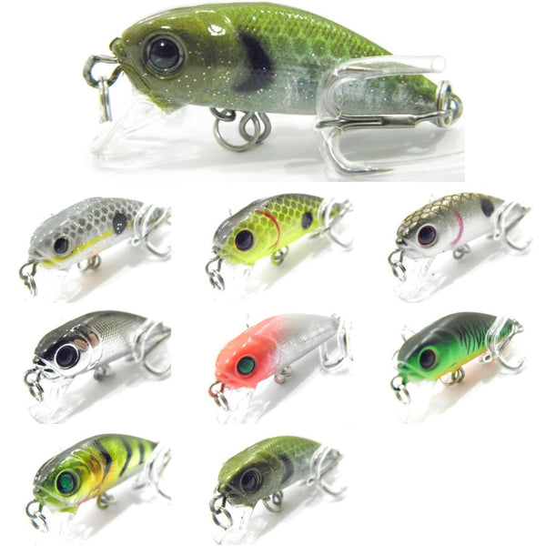 Fishing Lure Crankbait C617<br>1 5/8 inch  1/8 oz