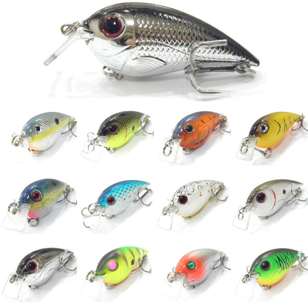 Fishing Lures Crankbaits C627<br>3 inch 1/2 oz