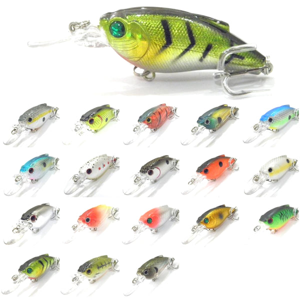 Fishing Lures Crankbait C647<br>2 3/4 inch 3/8 oz