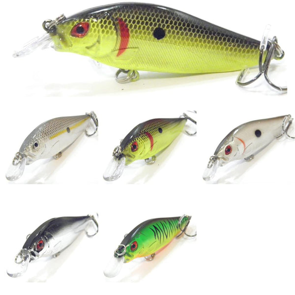 Fishing Lures Crankbaits C735<br>3 1/2 inch 3/8 oz