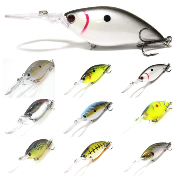 Fishing Lures Crankbaits C739<br>4 1/3 inch 2/3 oz