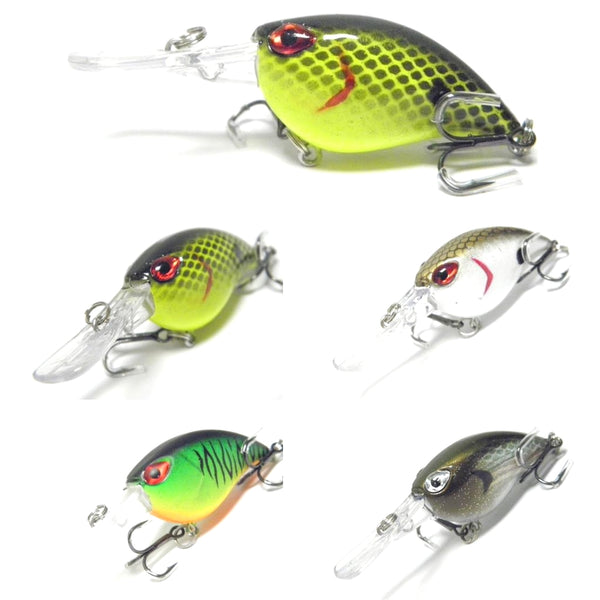 Fishing Lure Crankbait C770<br>2 3/8 inch  3/16 oz