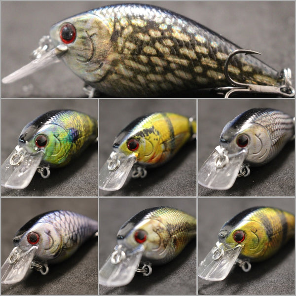 Fishing Lures Crankbait HC15 <br>2 3/4 inch 3/8 oz