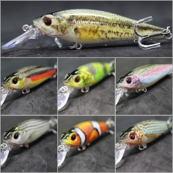 Fishing Lures Crankbaits HC723<br>3 2/3 inch 7/16 oz