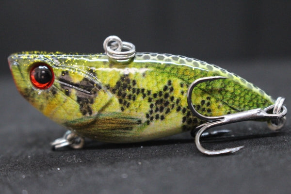 Fishing Lures Lipless HL802<br>2 1/4 inch 1/2 oz