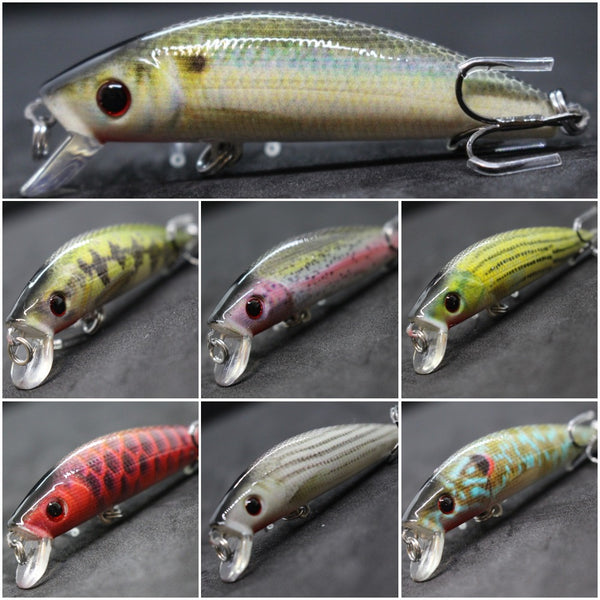 Fishing Lures Minnow HM219<br>2 3/4 inch 1/4 oz