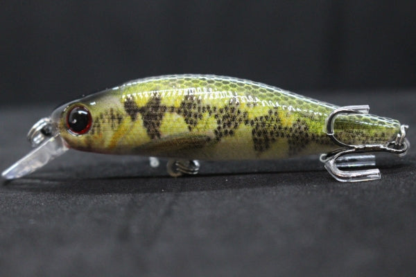 Fishing Lure Minnow HM606<br>3 1/4 inch 1/3 oz
