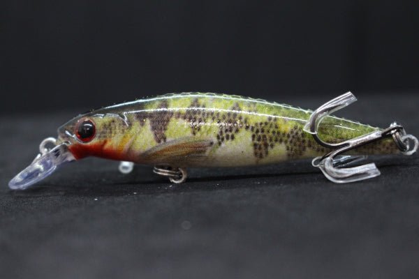 Fishing Lures Minnow HM762<br>3 inch 7/32 oz