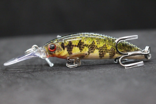 Fishing Lures Minnow HM823<br>2 3/4 inch 1/5 oz