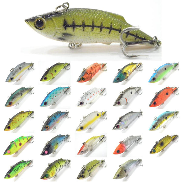 Fishing Lures Lipless L536