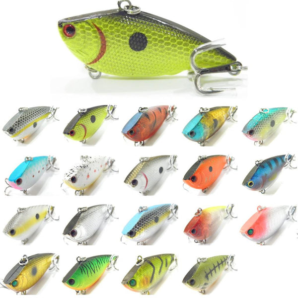 Fishing Lures Lipless L540<br>2 1/4 inch 1/3 oz