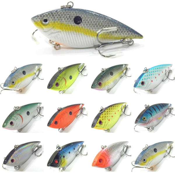 Fishing Lures Lipless L567<br>2 3/4 inch 1/3 oz