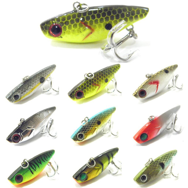 Fishing Lure Lipless L666<br>1 1/2 inch 1/6 oz