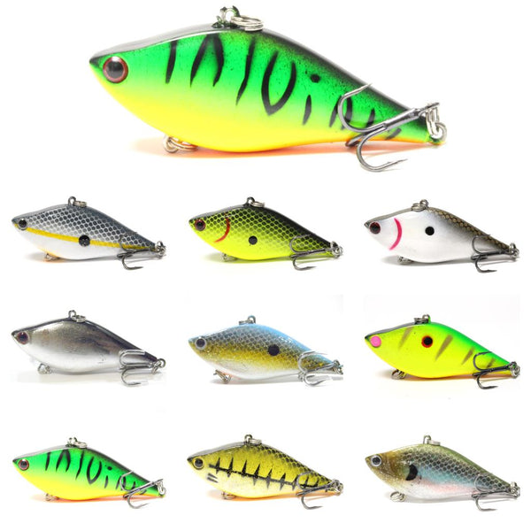 Fishing Lures Lipless L697<br>2 1/3 inch 1/2 oz