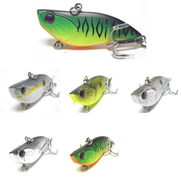 Fishing Lures Lipless L802<br>2 1/4 inch 1/2 oz
