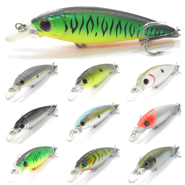 Fishing Lures Minnow M525<br>5 1/2 inch 1 2/5 oz