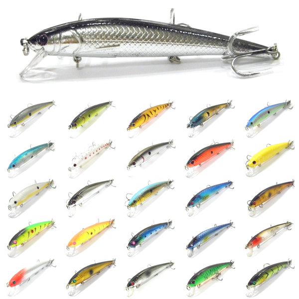 Fishing Lures Minnow M509