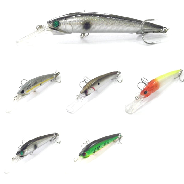 Fishing Lures Minnow M511<br>7 inch 1 1/2 oz