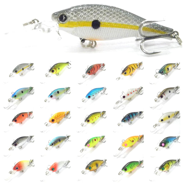 Fishing Lures Minnow M515<br>3 1/3 inch 1/4 oz