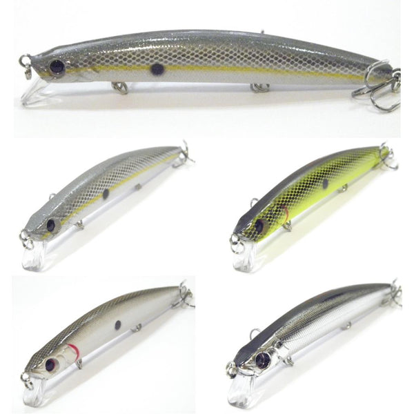 Fishing Lures Minnow M591<br>6 inch 1 oz