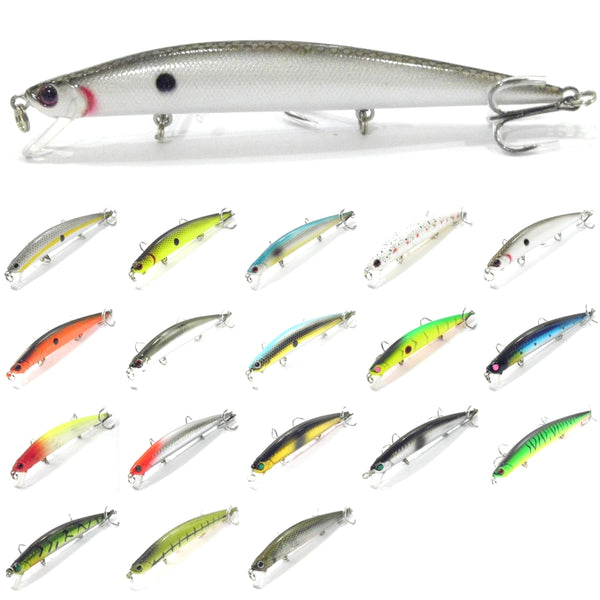 Fishing Lure Minnow M616<br>4 3/4 inch 7/16 oz