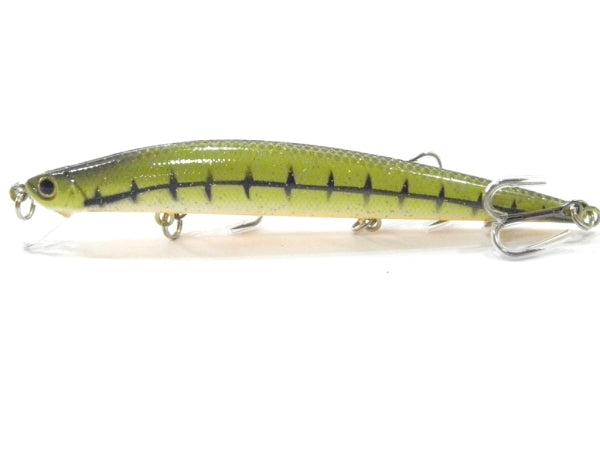 Jerkbait Fishing Lures wLure 4 3//4 inch Shallow Water For Bass fishing M616