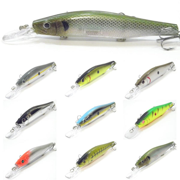 Fishing Lures Minnow M629<br>5 1/4 inch 2/3 oz